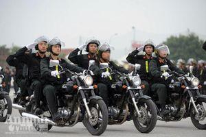 Tìm hiểu Dự án Luật Cảnh sát cơ động và những điểm mới