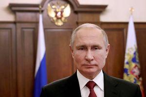 Tổng thống Nga gửi lời chúc mừng nhân 76 năm Ngày Chiến thắng