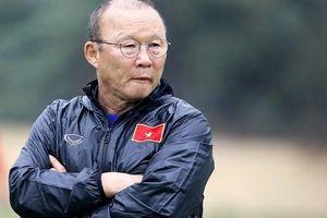 HLV Park Hang Seo triệu tập 37 tuyển thủ chuẩn bị cho vòng loại World Cup 2022