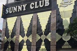 Vụ 'thác loạn' được cho là ở quán bar Sunny: Tạm đình chỉ 2 công an TP Phúc Yên