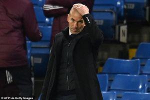 Zidane: Nói về tương lai với Real à? Dễ mà!
