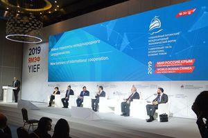 Nga đang mời lãnh đạo nhiều nước dự diễn đàn kinh tế ở Crimea