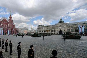 Lễ duyệt binh ngày Chiến thắng 9-5 tại Quảng trường Đỏ
