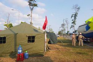 Quảng Nam lập 7 chốt, cách ly người từ TP Đà Nẵng vào