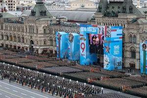 Nga duyệt binh kỷ niệm 76 năm Ngày chiến thắng
