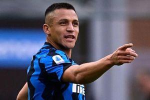 Tân vương Inter Milan đè bẹp Sampdoria
