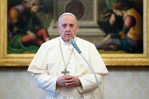 Giáo hoàng Francis ủng hộ ngừng bảo hộ sáng chế với vaccine Covid-19