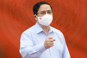 30 ngày điều hành Chính phủ của Thủ tướng Phạm Minh Chính