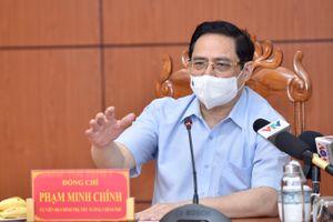 Thủ tướng họp khẩn với 6 tỉnh biên giới Tây Nam