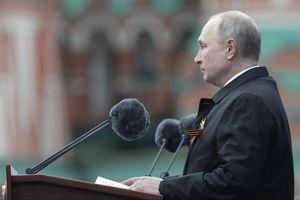 Tổng thống Putin: Nga sẽ 'kiên quyết bảo vệ lợi ích quốc gia'