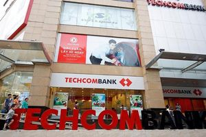 Vốn hóa Techcombank vượt BIDV và VietinBank