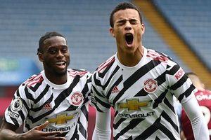 Aston Villa 1-3 Man Utd: 'Quỷ đỏ' lội ngược dòng