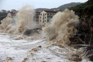 Trung Quốc 'thấm đòn' nước biển dâng