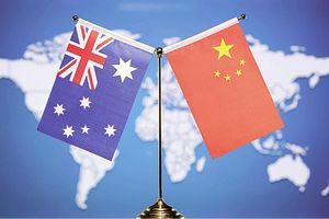 Quan hệ Trung Quốc - Australia 'rơi tự do'