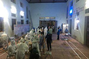 Bắc Ninh giãn cách xã hội toàn huyện Thuận Thành