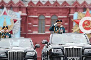 Cận cảnh lễ duyệt binh hoành tráng kỷ niệm Ngày Chiến thắng của Nga