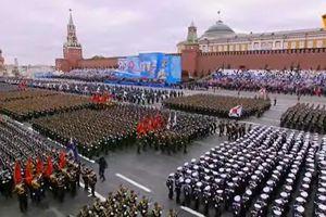 Nga: Diễu binh kỷ niệm chiến thắng trong Chiến tranh vệ quốc vĩ đại