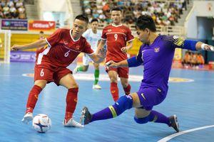 ĐT Futsal Việt Nam chốt lịch đá giao hữu với ĐT Iraq tại UAE