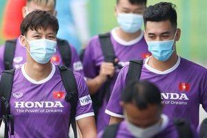 Mục tiêu đội tuyển Việt Nam: 4-6 điểm trong 3 trận tại vòng loại World Cup 2022
