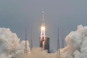 Nhiều người thở phào khi xác định được điểm rơi của tên lửa Trung Quốc