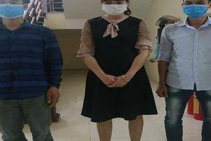 Bắt 3 kẻ tổ chức cho nhiều người Trung Quốc nhập cảnh trái phép