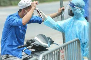 Khẩn: Hà Nội khuyến cáo người về từ 'ổ dịch' ở Thuận Thành tự cách ly