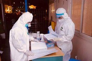 Hà Nội ghi nhận thêm 5 trường hợp dương tính với virus SARS-CoV-2