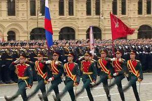 Lễ duyệt binh Ngày Chiến thắng đã diễn ra tại nhiều thành phố của Liên bang Nga