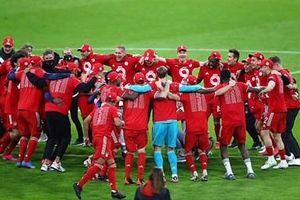 Bayern bảo vệ thành công ngôi vô địch Bundesliga
