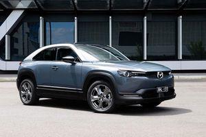 Mazda MX-30 chạy điện bán ra từ 1,16 tỷ đồng tại Úc