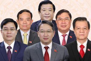 6 tân Bí thư Thành ủy, Tỉnh ủy vừa được Bộ Chính trị bổ nhiệm