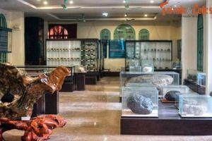 Những điều lý thú trong Bảo tàng Địa chất ở Hà Nội
