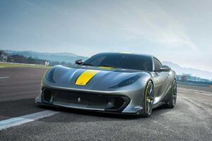 Siêu xe Ferrari 812 Competizione vừa ra mắt, đã 'cháy hàng'