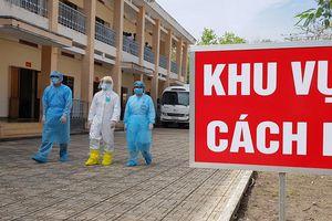 Sáng 9/5: Việt Nam ghi nhận thêm 15 trường hợp mắc COVID-19