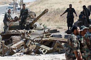Ít nhất 10 tên khủng bố bị tiêu diệt sau cuộc tấn công vào quân đội Syria