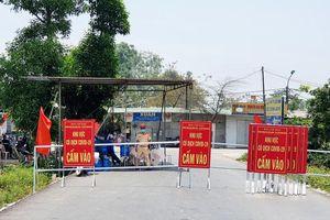 Thừa Thiên Huế: Phong tỏa, cách ly 1 địa phương
