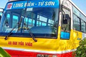 Thay đổi lộ trình chạy 2 tuyến xe buýt Hà Nội – Bắc Ninh ứng phó với COVID-19
