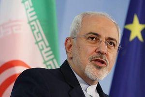 Ngoại trưởng Iran: Mỹ sai thì phải sửa bằng cách khôi phục Thỏa thuận hạt nhân