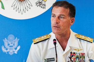 Đô đốc Mỹ thăm Nhật Bản để bàn việc kiềm chế Trung Quốc