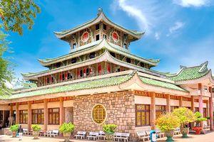 Thiêng liêng những đền thờ người mẹ