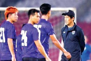 Tuyển Thái Lan gặp khó trước vòng loại World Cup 2022