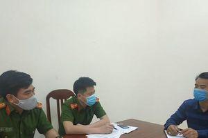 Bắt giam 3 đối tượng tổ chức cho nhóm người Trung Quốc xuất cảnh trái phép