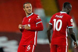 Thiago lần đầu ghi bàn, Liverpool nhen nhóm hi vọng dự C1