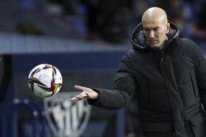 Zidane sẵn sàng rời Real Madrid, lộ ứng viên lên thay