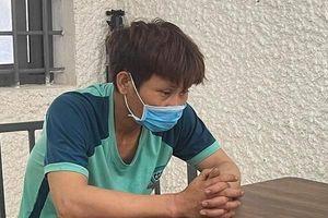 Bắt quả tang đối tượng U40 tàng trữ ma túy ở Hà Tĩnh