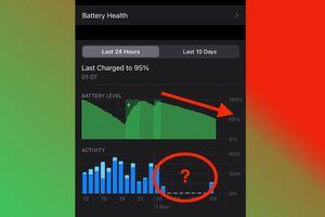 Người dùng than phiền vì iOS 14.5.1 'ngốn' pin
