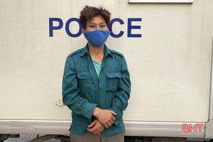 Công an Hương Sơn khởi tố đối tượng tàng trữ trái phép chất ma túy