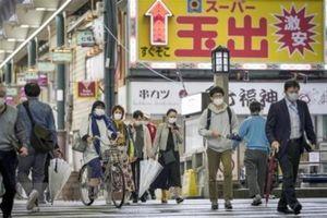 Nhật Bản ghi nhận trên 6.000 ca nhiễm mới ở ngày thứ 3 liên tiếp