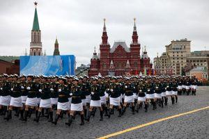 Nga diễu binh hoành tráng mừng 76 năm Ngày Chiến thắng Phátxít