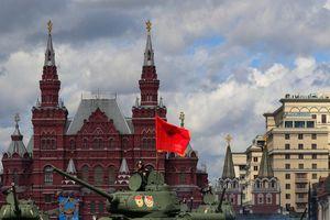 Nga tổ chức duyệt binh kỷ niệm 76 năm ngày chiến thắng phát xít